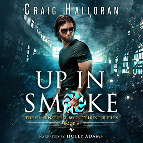 Up in Smoke  By  cover art