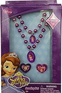 Joy Toy - Joyas para Disfraz Disney para niña a Partir de 3 años