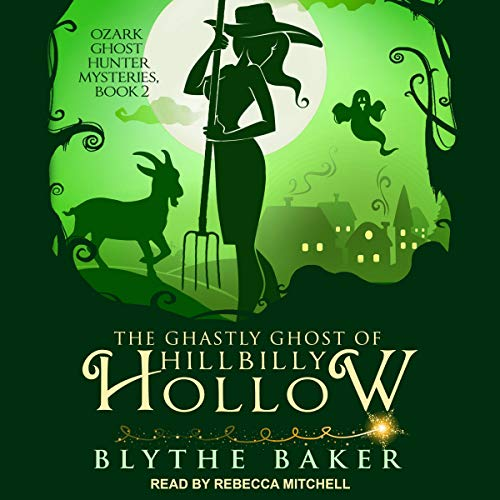 Couverture de The Ghastly Ghost of Hillbilly Hollow