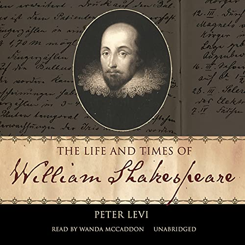 The Life and Times of William Shakespeare cover art