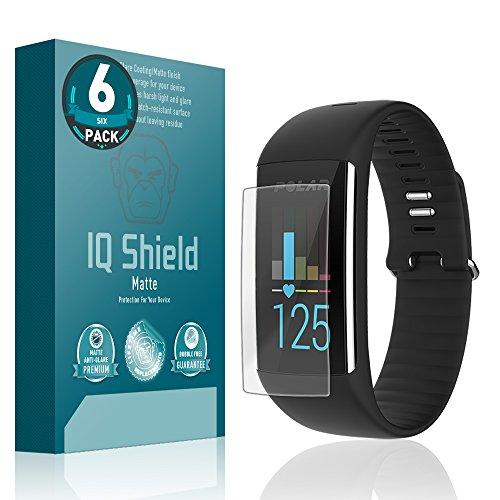 IQ Shield Matte Screen Protector Compatible with Polar A360 (6-Pack) Anti-Glare Anti-Bubble Film
