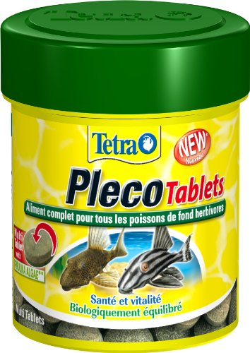 Tetra–754799–pleco Tablets–66ML
