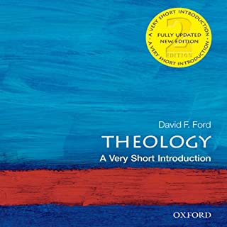 Theology: A Very Short Introduction audiobook cover art