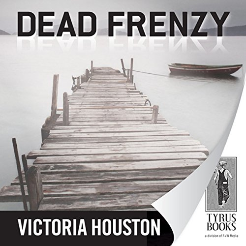 Dead Frenzy audiobook cover art