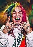 007 TEKASHI69 (6IX9INE) Gummo Foto Poster Rapper Nicki