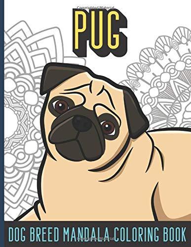 Ideal Christmas stocking filler Black Pug 3D Notebook
