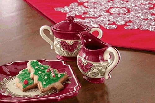 Grasslands Road - Christmas - Mini Sugar and Creamer - 464121