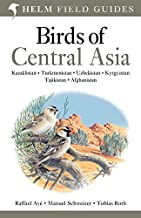 Birds of Central Asia (Helm Field Guides);Helm Field Guides