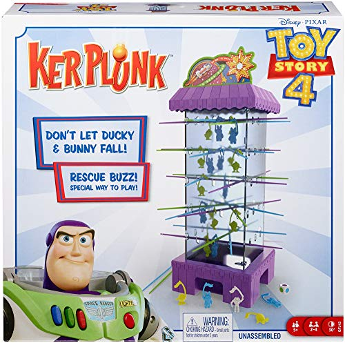 Disney Pixar Toy Story 4 Kerplunk Game Now $10.99 (Was $19.99)