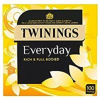 トワイニング毎日100 1パック (x 4) - Twinings Everyday 100 per pack (Pack of 4) [並行輸入品]
