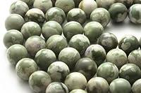 【石流通センター】【丸ビーズ】ラピスネバダ 10mm 天然石 パワーストーン