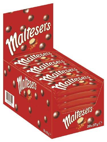 Maltesers  Beutel , 20er Pack (20 x 37 g Beutel)