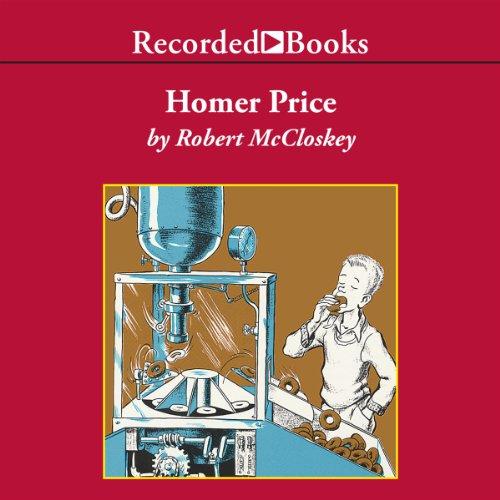 Homer Price cover art
