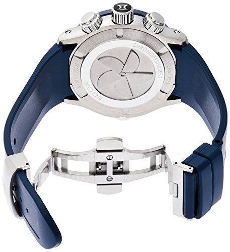 [エドックス]腕時計10221-3BU3-BUIN3メンズ正規輸入品ブルー