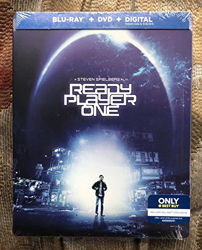 Amazon.com: Ready Player One (DVD): Adam Somner, Donald De ...