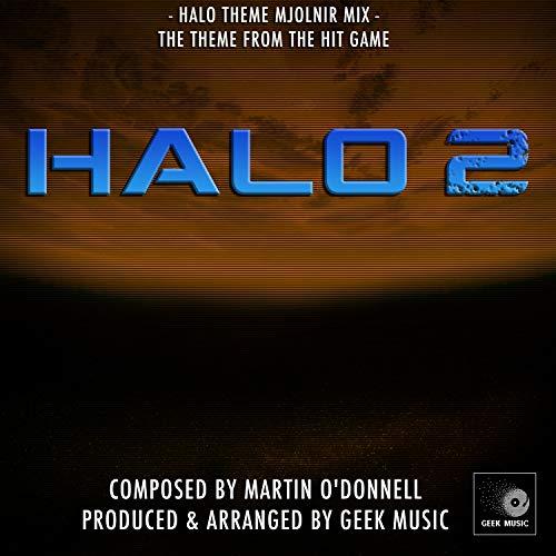Halo 2 - Halo Theme Mjolnir Mix - Main Theme