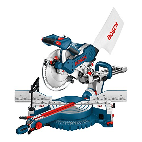 Bosch Professional GCM 10 SD Corded 240 V Double Bevel Sliding Mitre Saw