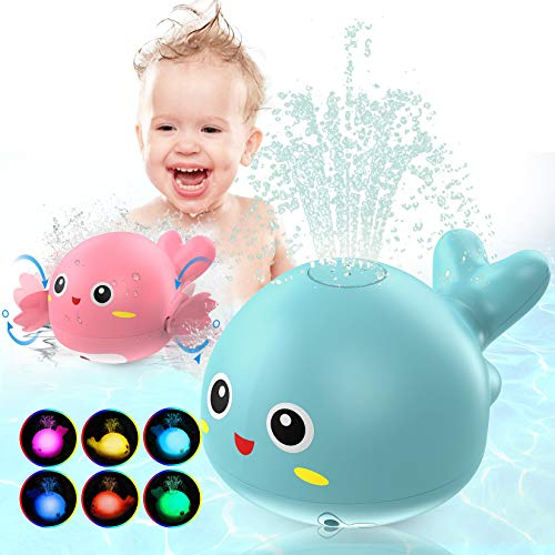 TOYOKID Baby Bath Toys for Toddlers 1 2 3 4 5...