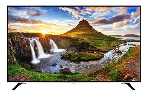 Telefunken XU75D411 190 cm (75 Zoll) Fernseher (4K Ultra HD, Triple Tuner, Smart TV)