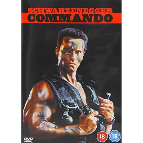 Commando [DVD] [Edizione: Regno Unito]