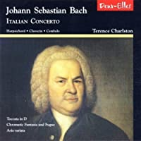 Italian Concerto by CHARLSTON TERENCE (2004-01-27)