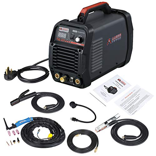 220 Amp High Frequency 115/230V Dual Voltage Inverter Welding Machine