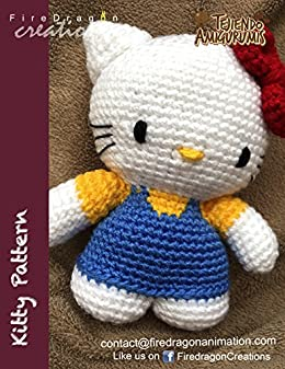 Crochet Hello Kitty Amigurumi Free Patterns - Toy Plush for Kids | 337x260
