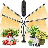 WOLEZEK Plant Light, Grow Lights for Indoor Plants, 80 LEDs Led Grow Light