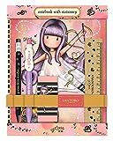 safta Set de Papelería Gorjuss Little Dancer, 156x200x30 mm