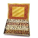 Maalpani Dry Fruits Gift Hamper Box | Gift Hamper Box Pack | Festival | Events | Days | Occasion | Birthday | Anniversary | Rakhi | Valentine Day | 200g Dryfruits