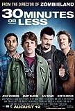 30 Minutes OR Less - Jesse Eisenberg – Film Poster Plakat