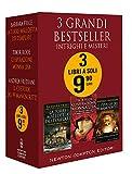 3 grandi bestseller. Intrighi e misteri: La torre maledetta dei templari-Cospirazione Monna Lisa-Il custode dei 99 manoscritti