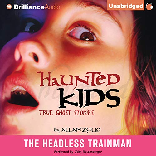 The Headless Trainman audiobook cover art