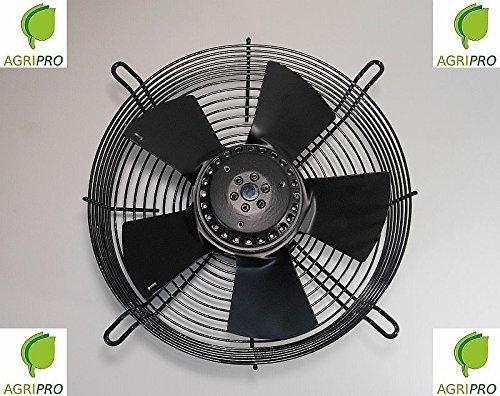 Ventilatore assiale VENTOLA DN 300 mm ASPIRANTE W 90 monofase