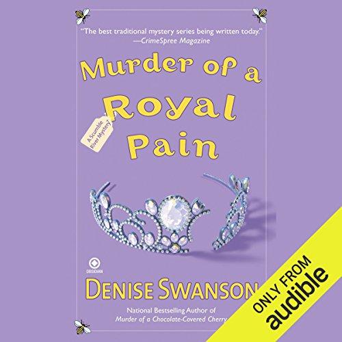 Murder of a Royal Pain Titelbild