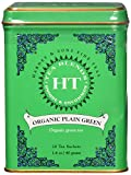Harney Sons HT Tea Blend Organic Plain Green 20 Tea Sachets 1 4 oz 40 g