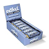Nakd Raw Fruit and Nut Gluten Free Bars 30 - 35g(Pack of 18) (Cashew Cookie)