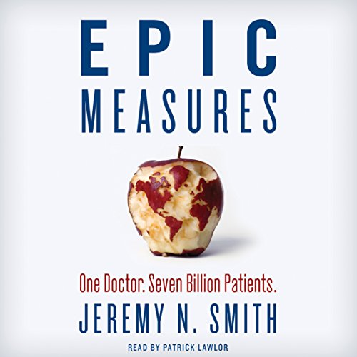 Epic Measures audiobook cover art