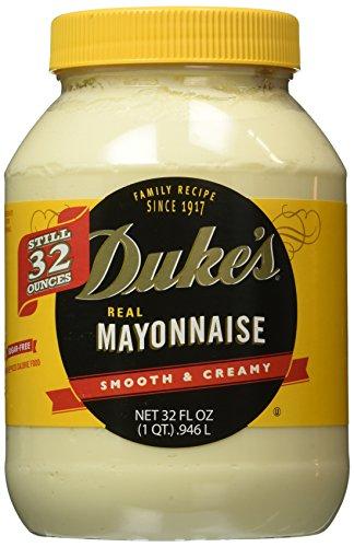 food mayonnaises Duke's Real Smooth & Creamy Mayonnaise, 32 oz