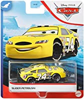 Mattel Cars Movie diecast Character Vehicles! Side Wall Shine