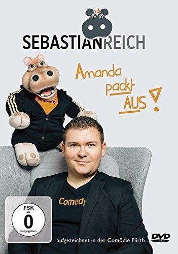 Sebastian Reich & Amanda - Amanda packt aus: Soloprogramm, Nilpferd-Comedy, Bauchreden