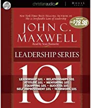 [ [ [ John C. Maxwell Leadership Series: Leadership 101/Relationships 101/Attitude 101/Mentoring 101/Equipping 101/Success 101/Self Improvement 101/Teamwork [ JOHN C. MAXWELL LEADERSHIP SERIES: LEADERSHIP 101/RELATIONSHIPS 101/ATTITUDE 101/MENTORING 101/EQUIPPING 101/SUCCESS 101/SELF IMPROVEMENT 101/TEAMWORK ] By Maxwell, John C ( Author )Dec-15-2009 Compact Disc