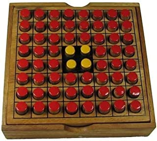 Windhorse Othello Wooden Puzzle Board Game