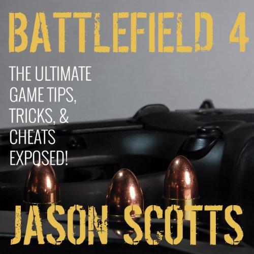 Battlefield 4 audiobook cover art