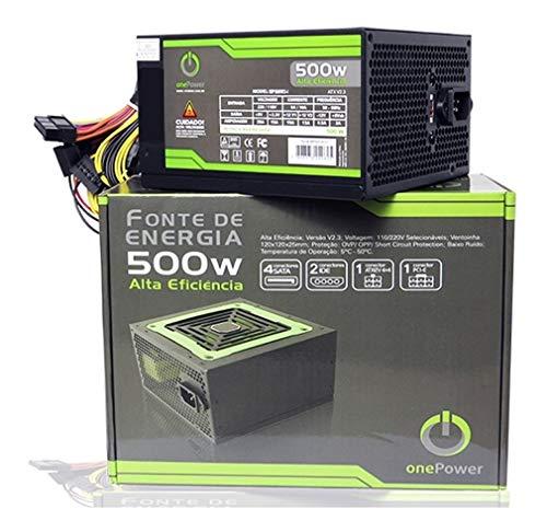 Fonte One Power Atx 500w - Mp500w3-I