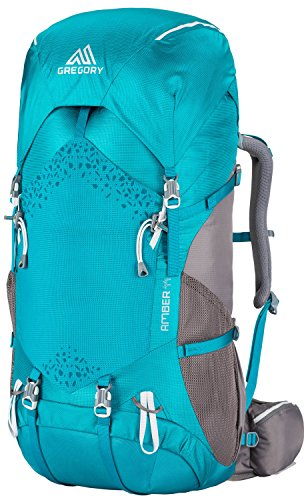Gregory Amber 44 Backpack, Teal Grey REG