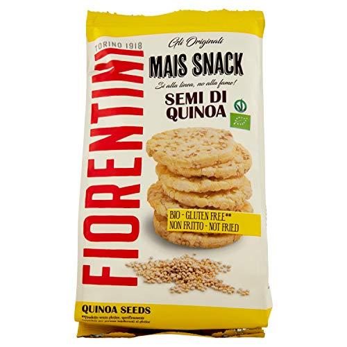 Fiorentini Bio Mini Quinoa Snacks, 50g
