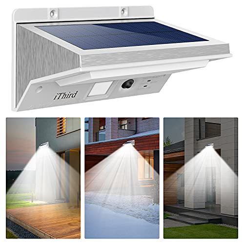 Solar Powered Porch Lights ithird