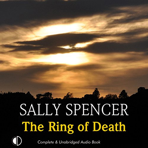 The Ring of Death audiobook cover art