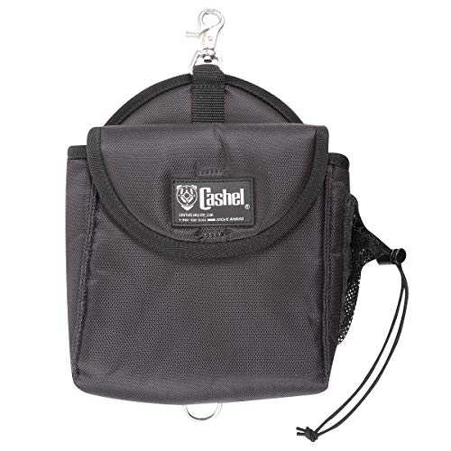 Cashel Snap-on Lunch Bag Black